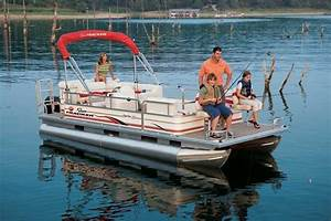 Research Sun Tracker PARTY BARGE 20 Signature Pontoon Boat ...