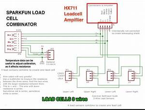 6 Wire Load Cell Wiring Diagram