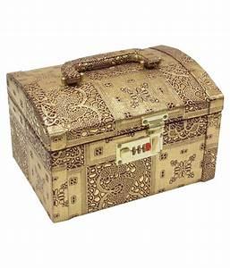 Renaissance Traders Antique Wooden Jewellery Box: Buy
