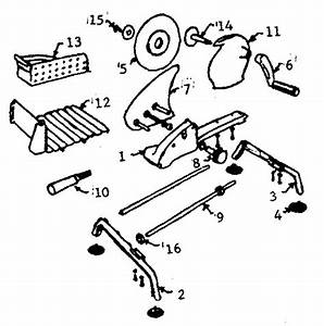 General General Slicing Machine Parts