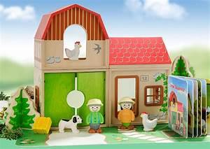 Meine Kleine Farm : meine kleine welt farm family fat brain toys ~ Watch28wear.com Haus und Dekorationen