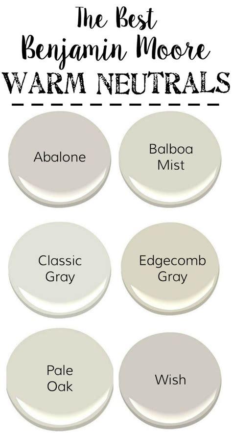 the best neutral paint colors paint colors