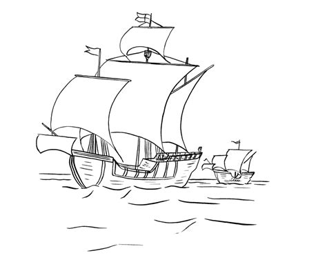 How To Draw Boat With Colour by Colour Drawing Free Wallpaper Ship Coloring Drawing Free