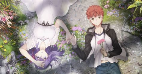 fatestay night heavens feel ii releases visual  pv
