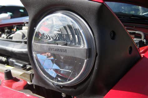 gear testing sylvanias zevo led headlights