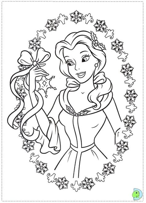 Free Christmas Coloring Pages Disney# 2271077