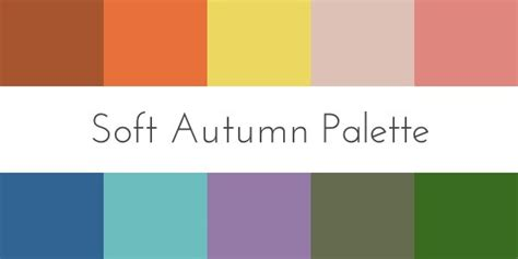soft autumn color palette color for skin tone autumn 30 day sweater