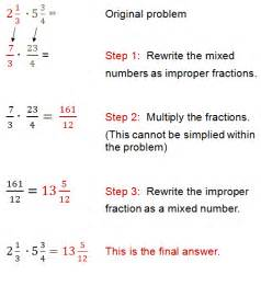 improper fraction calculator multiplying mixed fractions