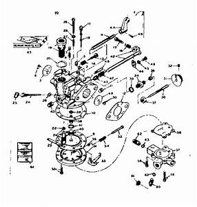 Craftsman David Bradley Chain Saw Parts