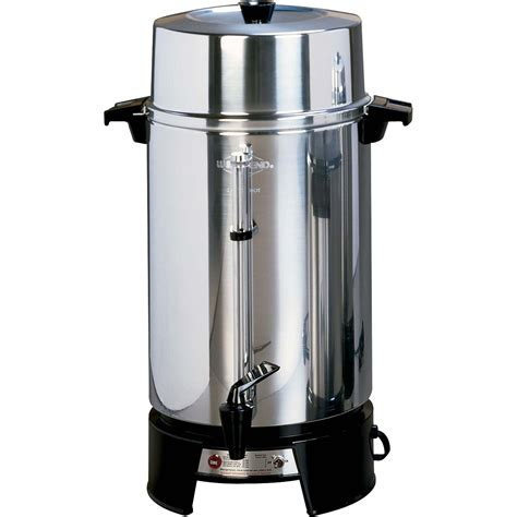 West Bend 100cup Commercial Urn  Appliances  Small