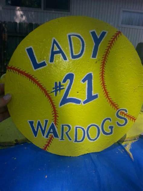 images  baseball yard signs  pinterest
