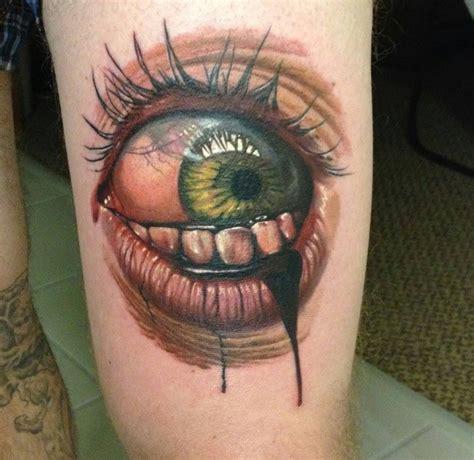 Un Tatouage D'oeil 12 Inkage