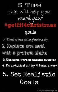 Reaching Your Fitness Goals