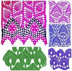 Ergahandmade  Crochet Stitch   Diagrams