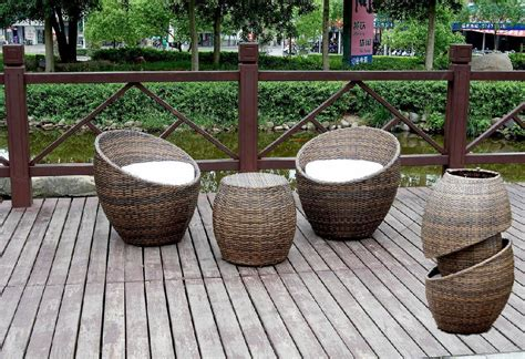 stackable rattan bar furniture popular aluminium