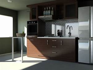 Model Kitchen Set Minimalis Kitchen Set