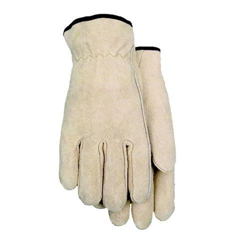 Split Cowhide Leather split cowhide leather palm 432 xl 00 the home depot