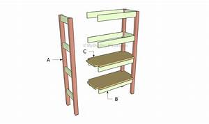 build wall shelves without brackets Quick Woodworking