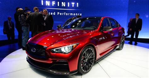 infiniti  launch   models   including
