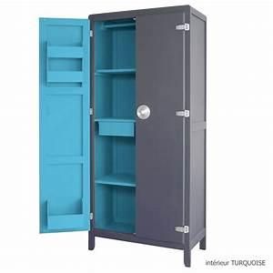 Armoire Chambre Enfant : armoire chambre garcon ~ Teatrodelosmanantiales.com Idées de Décoration
