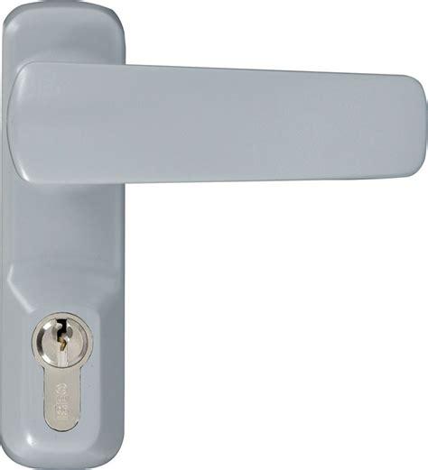 poignee de porte anti panique quincaillerie poignee exterieur pour anti panique serie idea poignee debrayable et