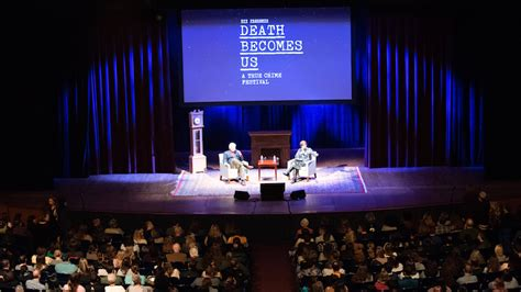 What To Expect At Nyc's True Crime Festival Death Becomes
