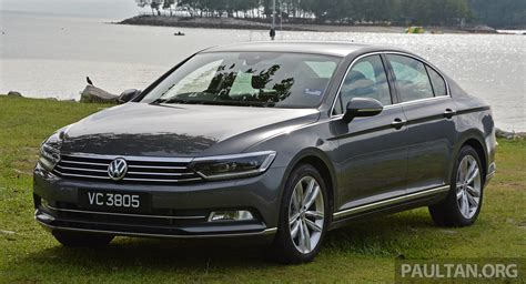 vw passat b8 zubehör driven b8 volkswagen passat 1 8 tsi and 2 0 tsi malaysia review