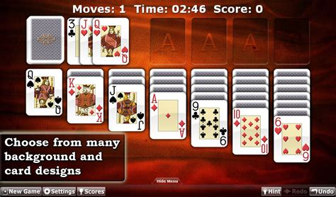 deck solitaire solitaire deck hd android apps on play
