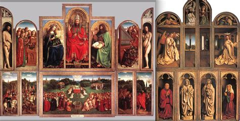 14th-15h Century Art In Europe At Lasell College
