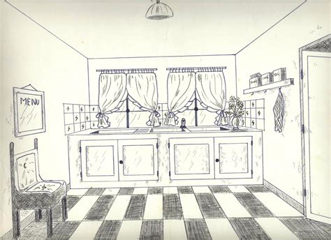 d馗o chambre dessin d une chambre