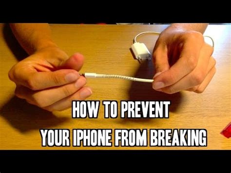 how to protect your iphone from hackers 3 prevent your iphone charger from breaking