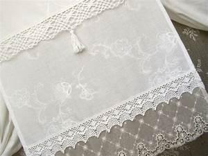 Shabby Chic Gardinen : gardinen gardine french nordic style vintage shabbychic 250 ein designerst ck von bluebasar ~ Eleganceandgraceweddings.com Haus und Dekorationen