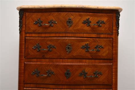 Tall Antique French Marble Top Chest Of Drawers How To Make Homemade Drawer Slides Malm Drawers Gumtree Perth Deep Chest Of Oak Hafele Instructions White Gloss Tall Best Dividers For Clothes Solid Wide Top Sleep Shorts