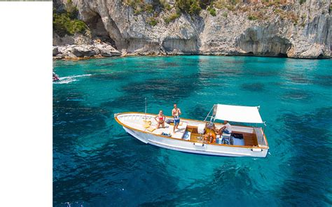 Amalfi Coast Boat Tours by Day Tour From Positano To Capri Traditional Gozzo Book