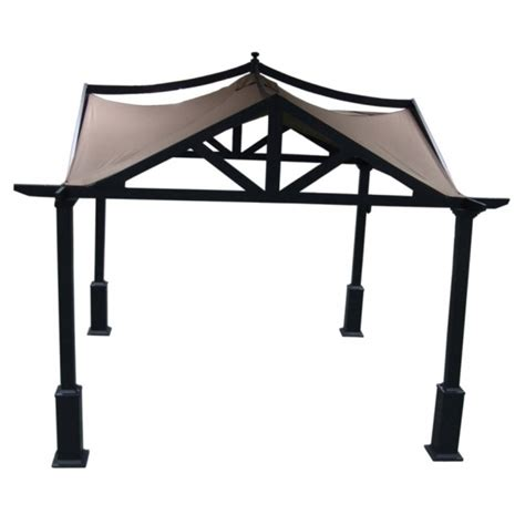 allen and roth gazebo allen and roth gazebo replacement canopy pergola gazebo