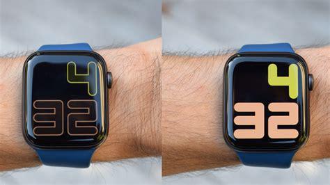 Watch Series 5 Release Date Apple