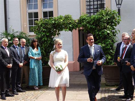 Minister Peter Hauk wieder im Hafen der Ehe