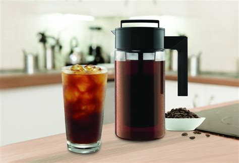This maker has earned high marks from reviewers, but in my tests it just didn't stack up. Takeya Cold Brew Iced Coffee Maker Best Price - Takeya Cold Brew Iced Coffee Maker Review