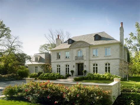 French Style Ecletic Architecture  12 Amazing Houses