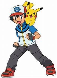 Ash Ketchum/Best Wishes! | Pokémon Wiki | FANDOM powered ...