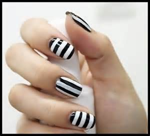 Simple nail art designs ideas that you must try at