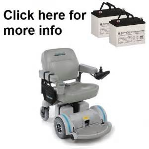 replacement batteries for all hoveround power wheelchair