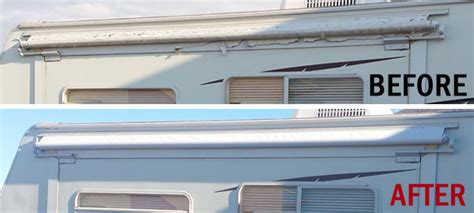 Rv Awning Repair & Installation, Camper Awnings