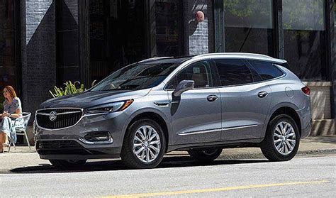 2019 Buick Enclave Specs And Price