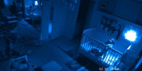 voracious filmgoer paranormal activity