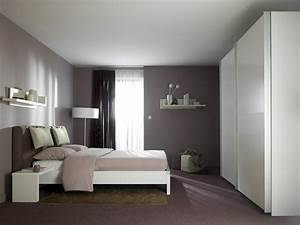 idee decoration de chambre adulte With idee de decoration chambre