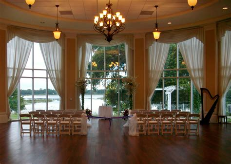 lake mary  center rotunda orlando wedding harpist