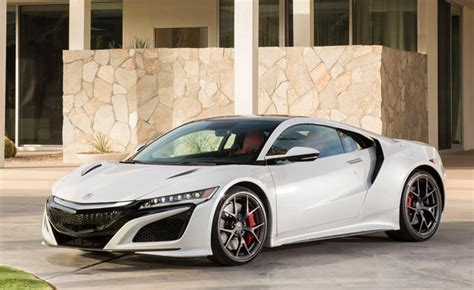 more acura nsx variants planned including a convertible