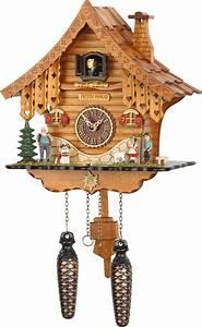 Tr471qm, Heidi, Haus, Quartz, Cuckoo, Clock, U2014, Clocks, Com, Au