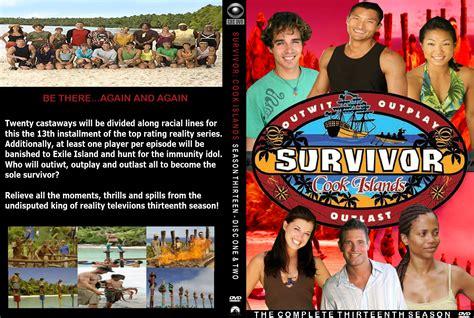 buy survivor dvd